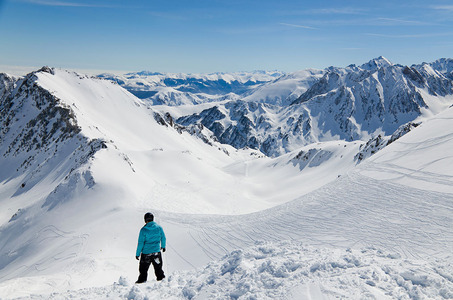 Le Grand Tourmalet dans le top 10 de Lonely Planet - © oksmit