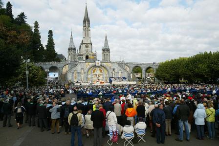 Lourdes - Sanctuaires @ CCI Tarbes et Hautes-Pyrénées