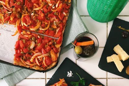 Commerce rural / Les Pizzas de la maison