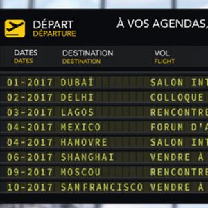 Le programme France Export 2017