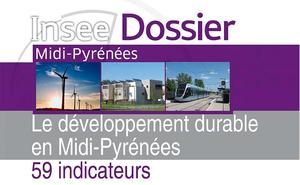 dossier insee midi-pyrenees indicateurs developpement durable