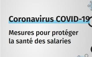 COVID-19 : QUELLES MESURES L'EMPLOYEUR DOIT-IL PRENDRE POUR PROTÉGER LA SANTÉ DE SES SALARIES FACE AU VIRUS ?