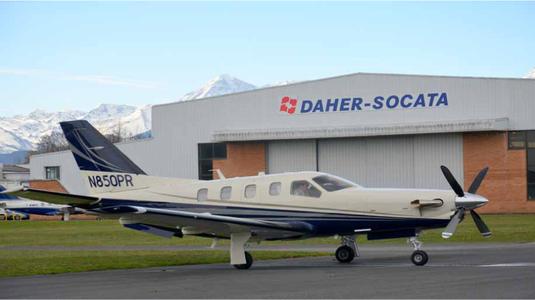 Daher Socata dévoile ses TBM 900 et 930