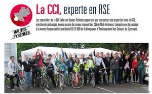 """""""La CCI, experte en RSE"""""""